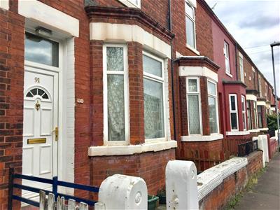 Henderson Street,  Manchester,